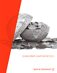 Bain 2015 Global Private Equity Report